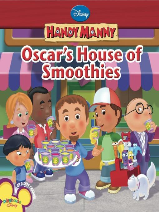 Oscar's house of smoothies