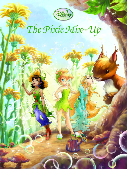 The pixie mix-up