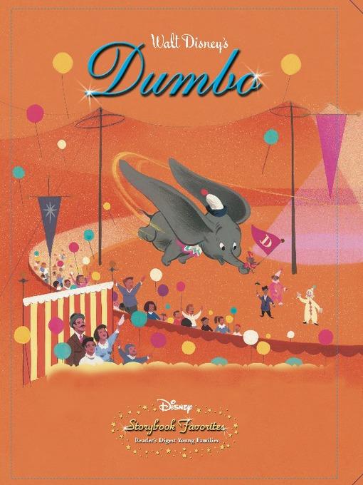 Dumbo vintage storybook