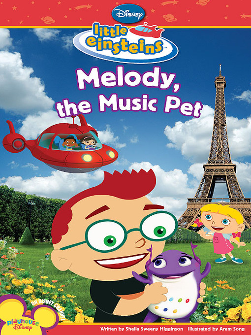 Melody, the music pet