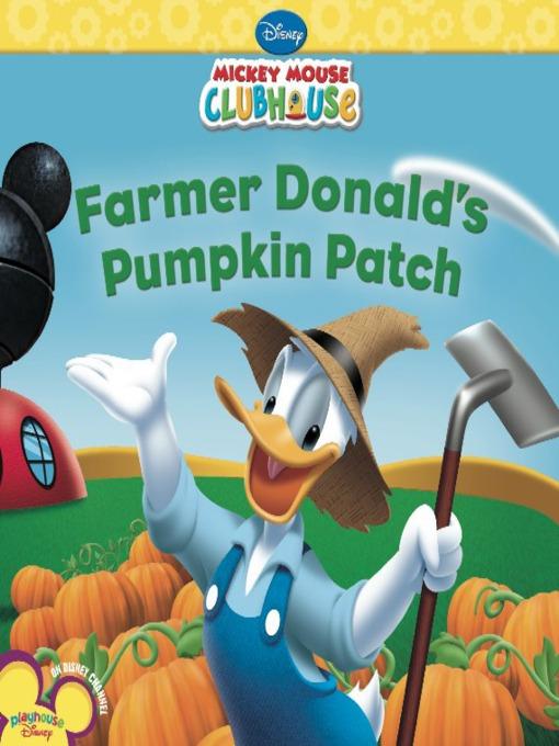 Farmer donald's pumpkin patch