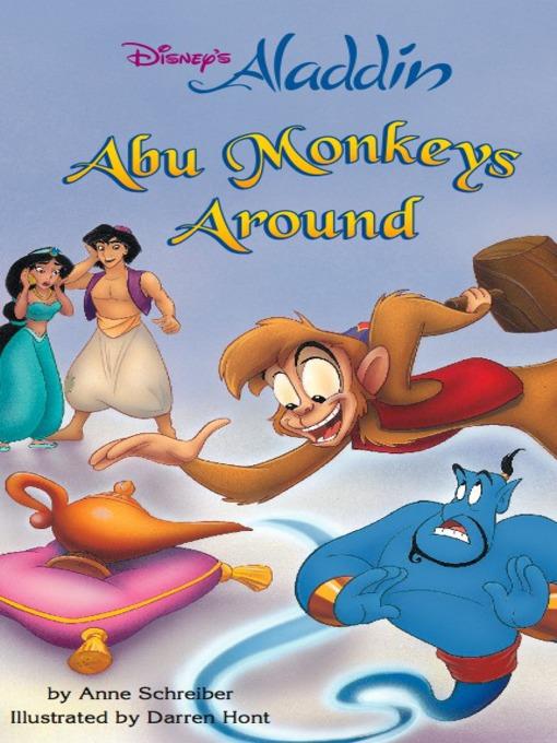 Abu monkeys around