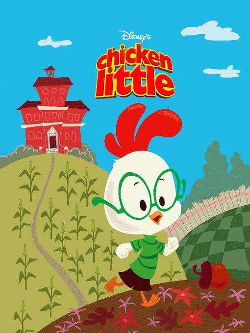 Chicken little picture book