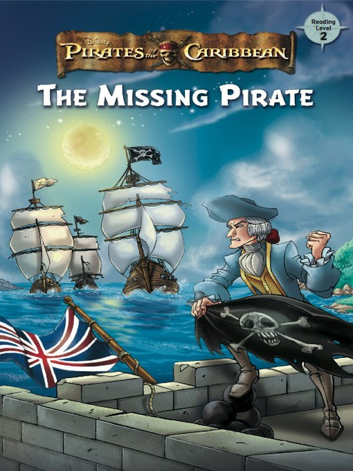 The missing pirate