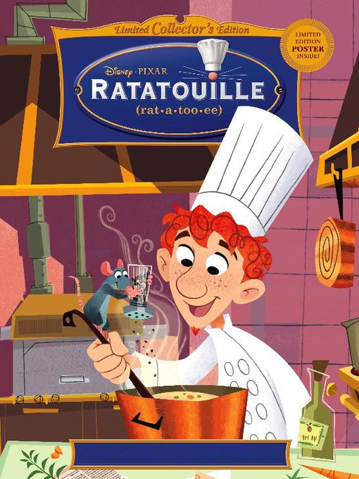 Disney/pixar's ratatouille