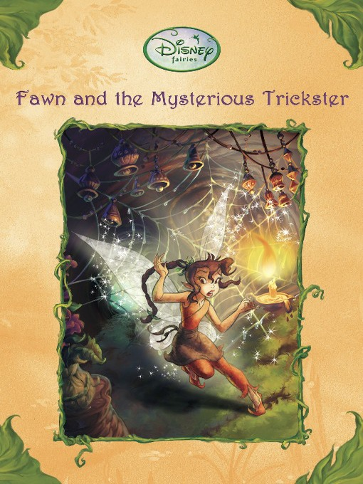 Fawn and the mysterious trickster, volume 17