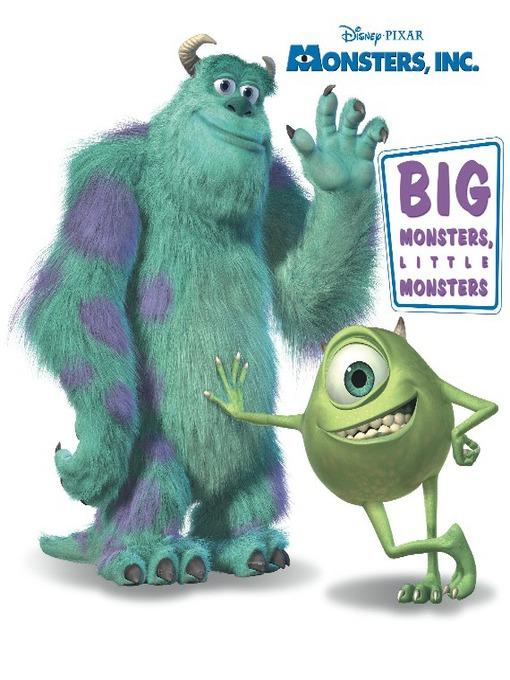 Big monsters, little monsters