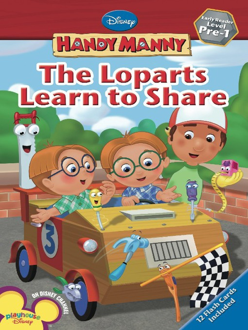 The loparts learn to share