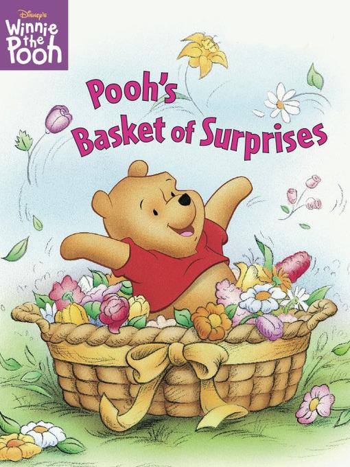 Pooh's basket of surprises
