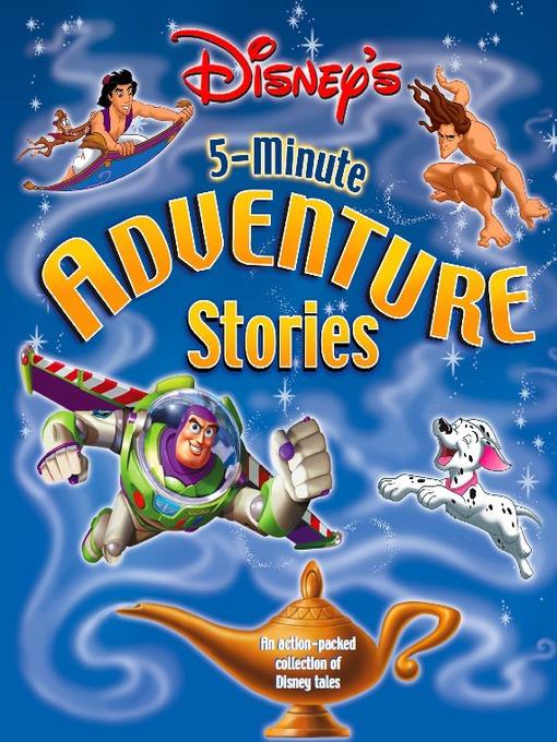 Disney's five minute adventure stories