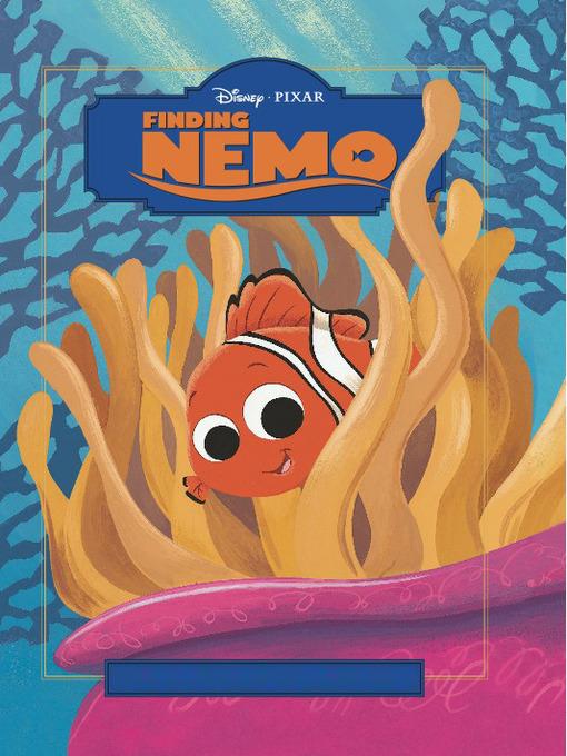 Finding nemo movie storybook