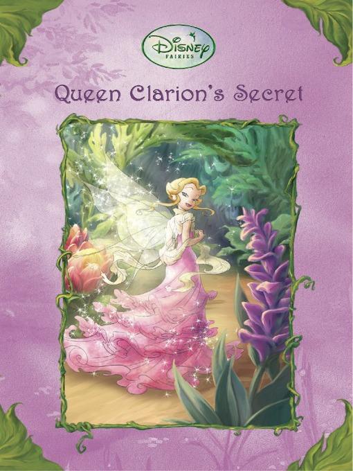 Queen clarion's secret--chapter book, volume 16
