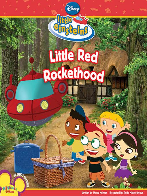 Little red rockethood