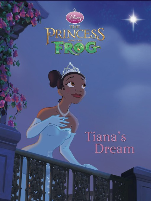 Click this cover for a(n) Disney Online eBook sample of Tiana's Dream