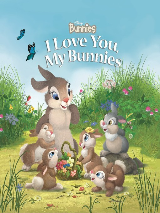 I love you, my bunnies