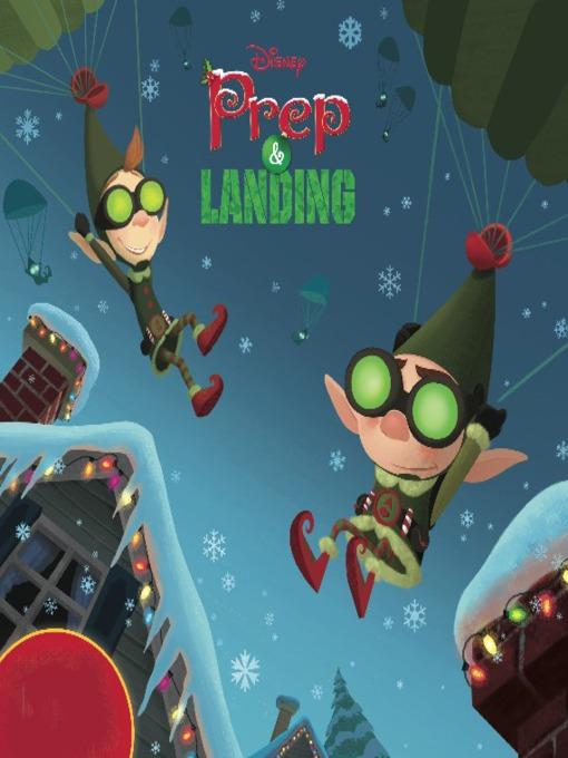 Prep and landing storybook