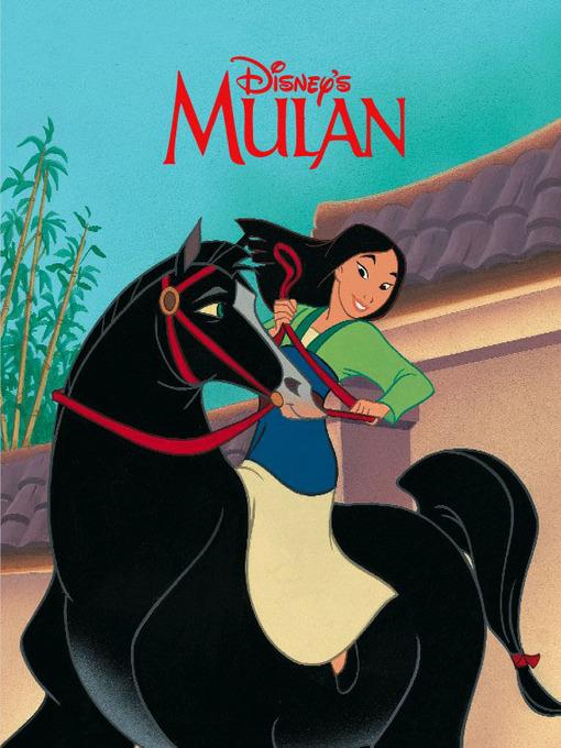 Mulan picture book