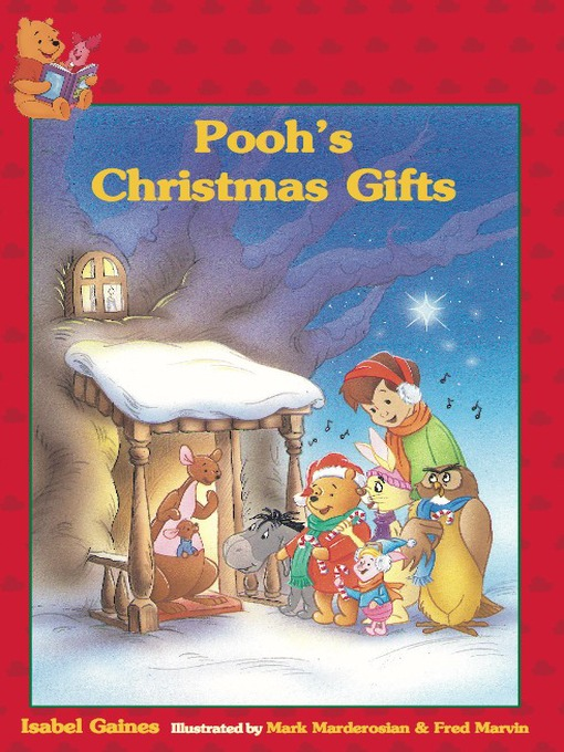 Pooh's christmas gifts