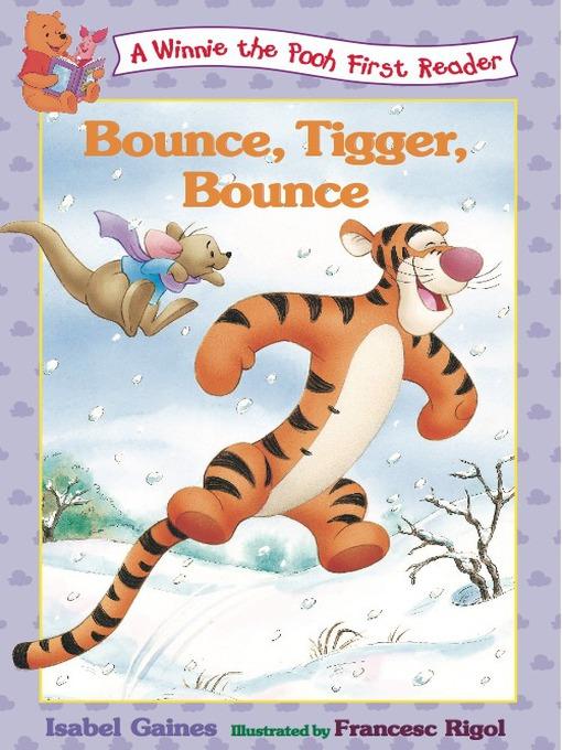 Bounce, tigger, bounce, volume 2