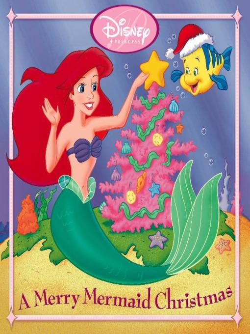A merry mermaid christmas