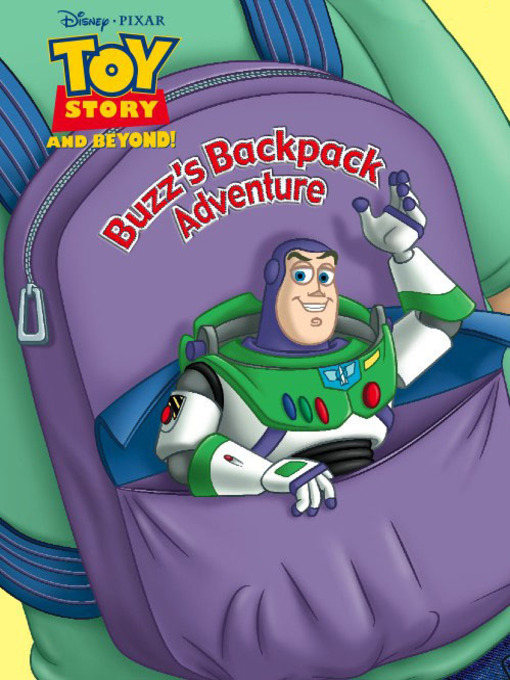 Buzz's backpack adventure