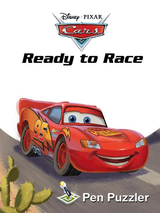 Lightning mcqueen ready to race