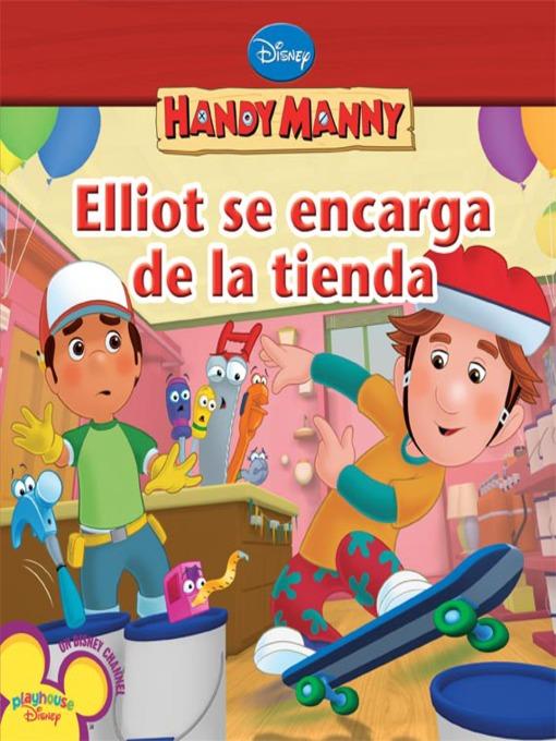 Elliot minds the store (spanish)