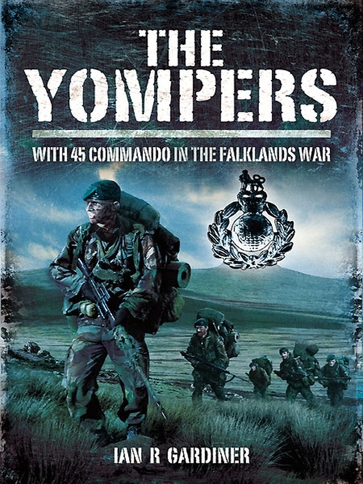 The Yompers (eBook): With 45 Commando in the Falklands War