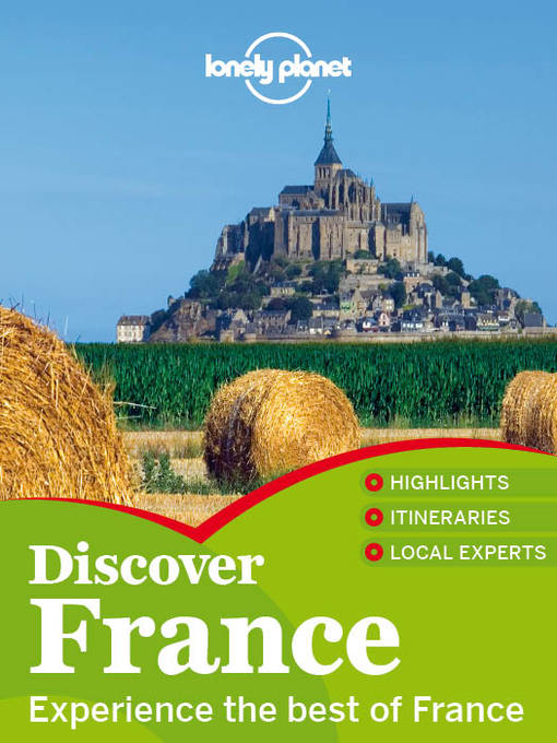 Discover France Travel Guide (eBook)