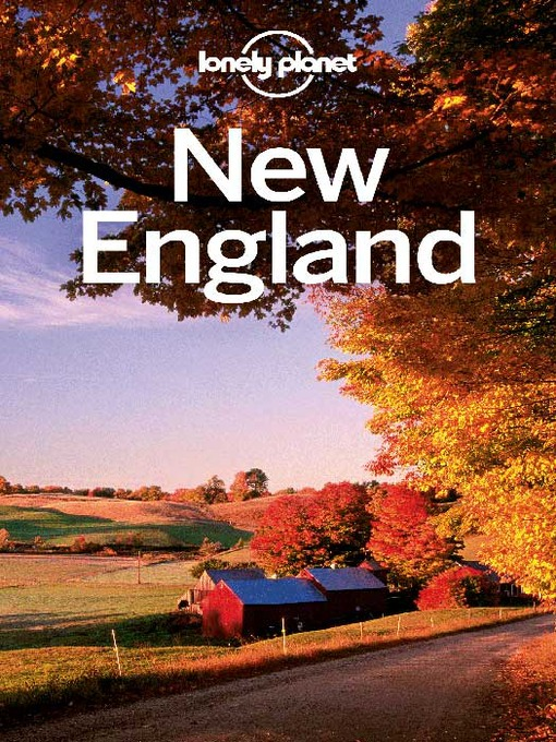 New England Travel Guide (eBook)