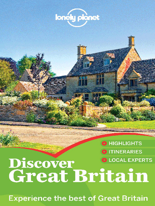 Discover Great Britain - cover