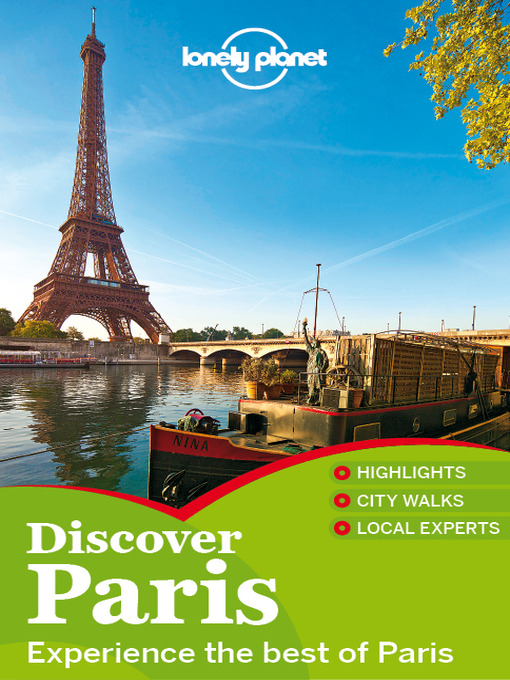 Discover Paris Travel Guide (eBook)