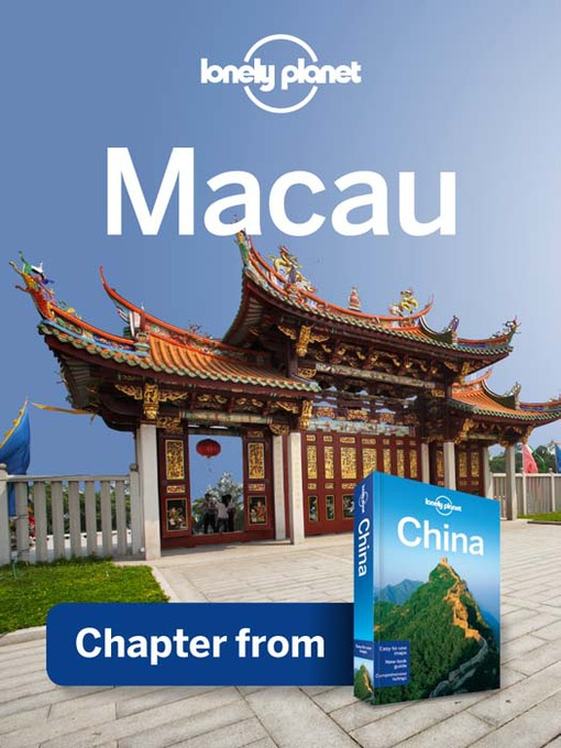 Macau – Guidebook Chapter (eBook)