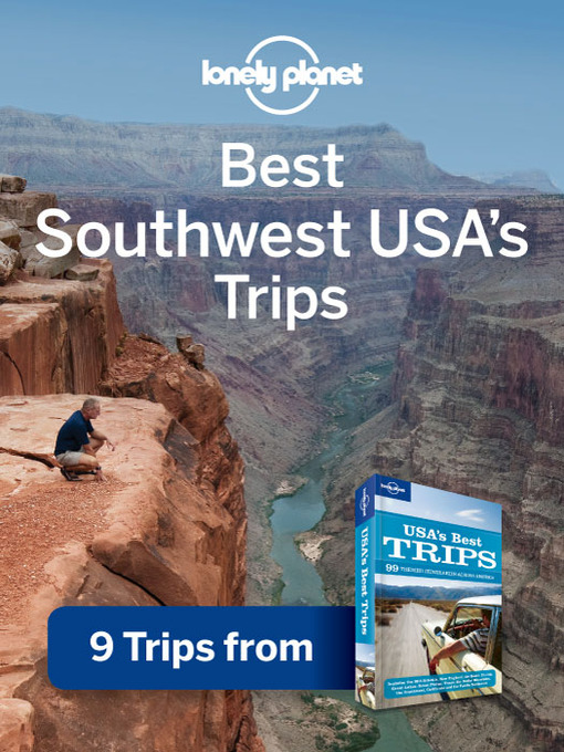 Southwest USA's Best Trips - cover