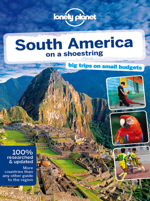 South America on a Shoestring (eBook)