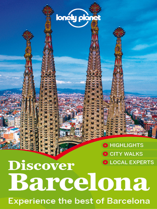 Discover Barcelona Travel Guide (eBook)