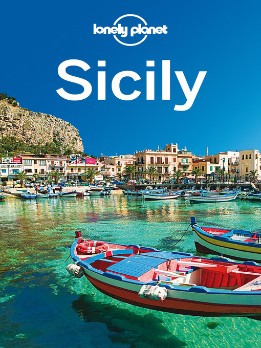 Sicily Travel Guide - Lonely Planet Regional Guide (eBook)