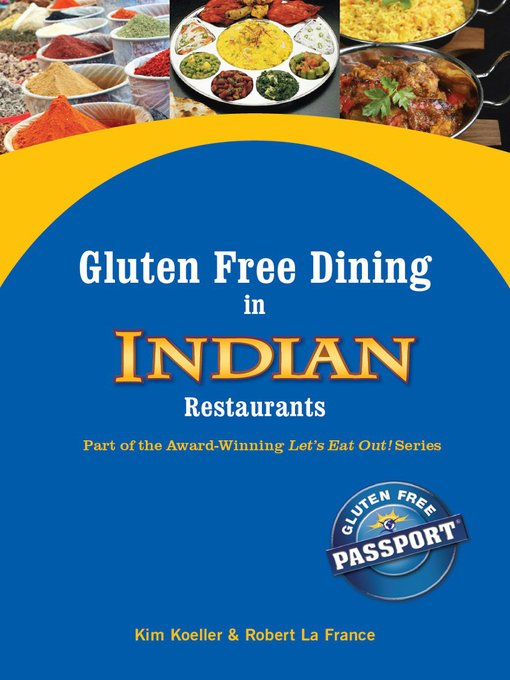 Gluten Free Dining in Indian Restaurants (eBook)