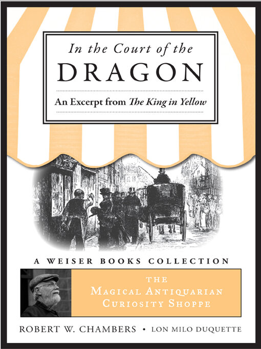 In the Court of the Dragon, an Excerpt from the King in Yellow
