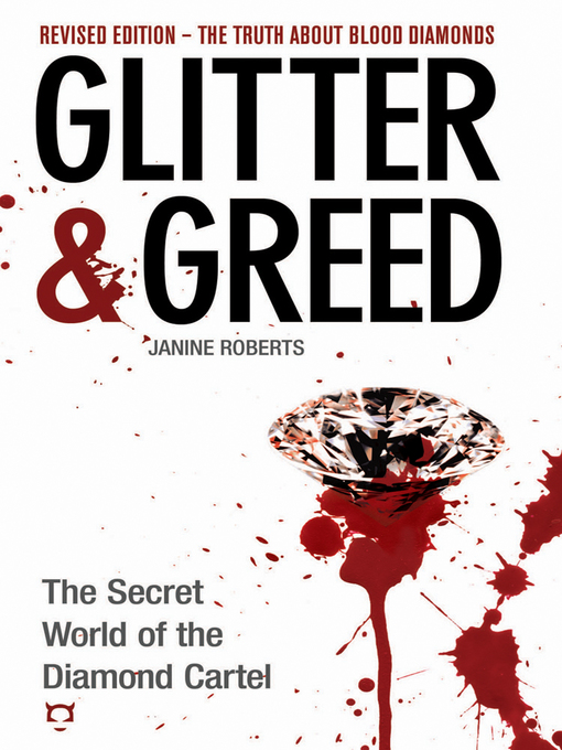 Glitter & Greed (eBook): The Secret World of the Diamond Cartel