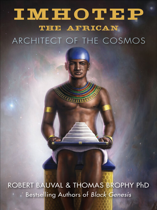 Imhotep the African (eBook): Architect of the Cosmos