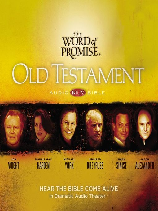 The Word of Promise Old Testament Audio Bible (MP3)