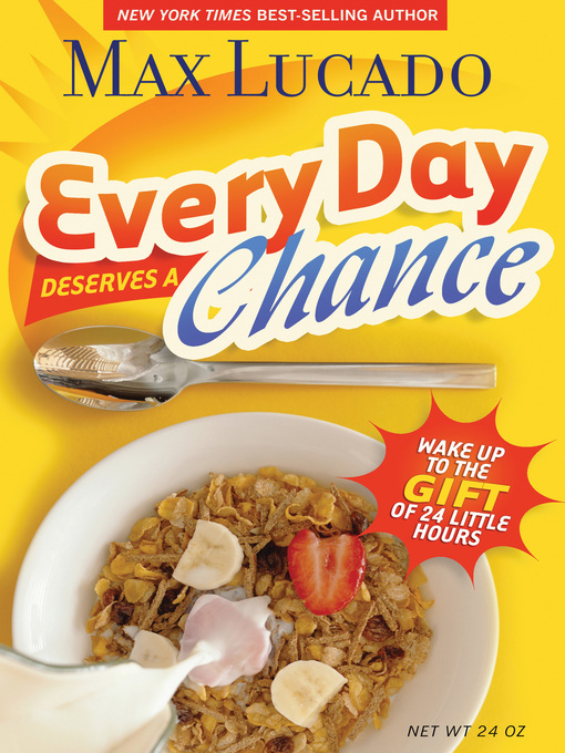 Every Day Deserves a Chance (eBook): Wake Up to the Gift of 24 Hours