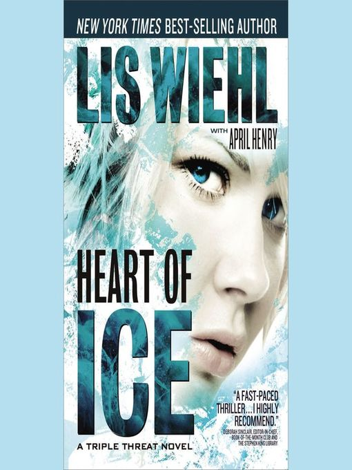 Heart of Ice (MP3): Triple Threat Series, Book 3