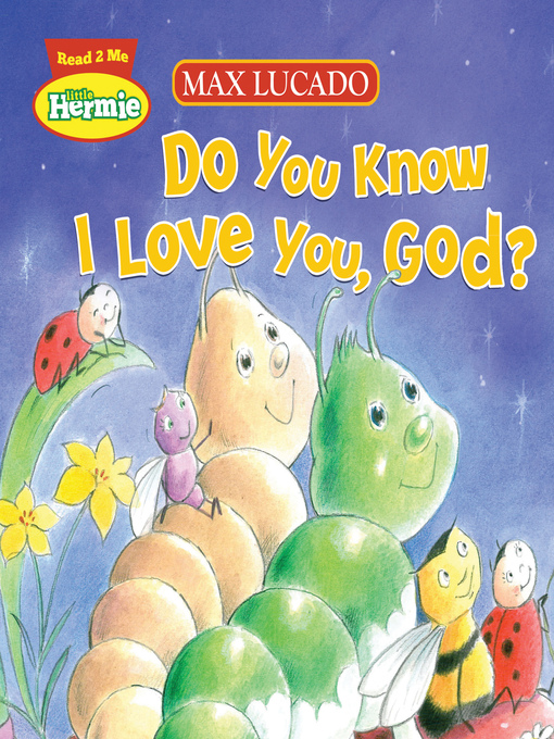Do You Know I Love You, God? - Hermie & Friends (eBook)