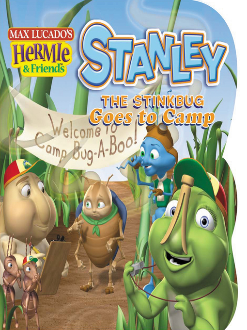 Stanley Stinkbug (eBook): The Stinkbug Goes to Camp