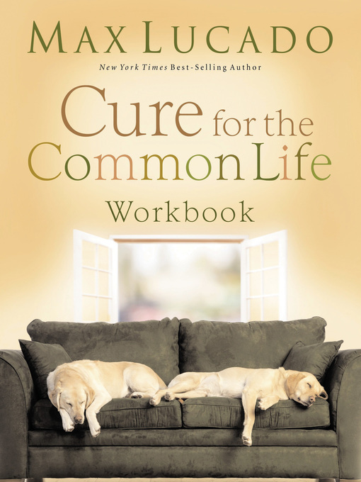 Cure for the Common Life Small Group Study (eBook)