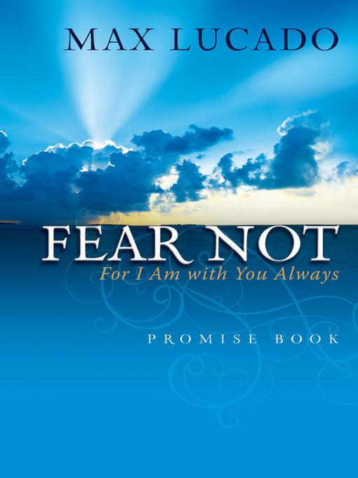 Fear Not Promise Book (eBook): For I Am With You Always