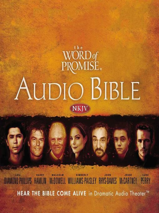 The Word of Promise: Complete Audio Bible (MP3)