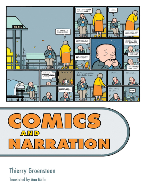 Comics and Narration (eBook)